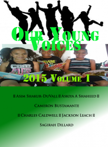 OYV 2015 vol 1 Front Cover