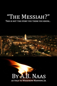 The Messiah Book Cover Front