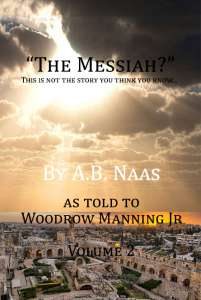 The Messiah Vol 2 Book Cover Front